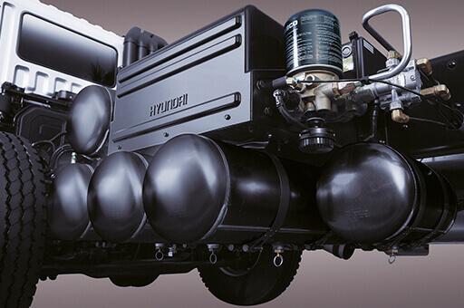 Bình khí nén Hyundai HD320