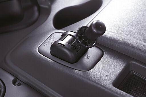 Phanh lốc kê Hyundai HD320