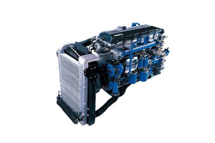 Động cơ xe tải hyundai HD320 -380