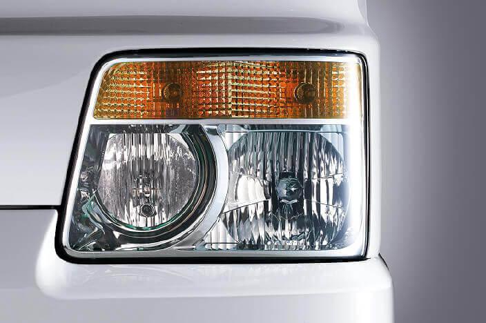 đèn pha hyundai hd320