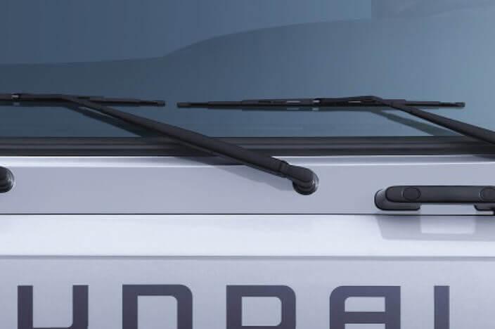Mặt calăng phí trước xe phun nước Hyundai HD320