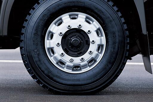 Lốp xe Hyundai HD320