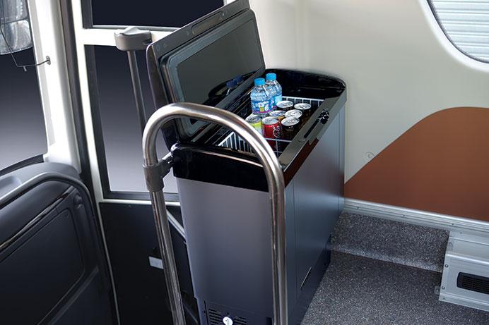 Tủ lạnh tiện lợi
